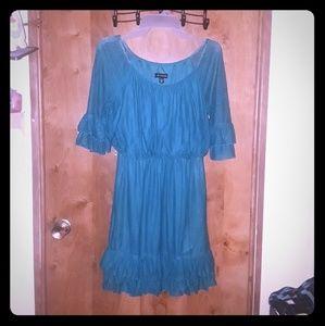 💎Cute Teal Dress By Jodi Kristopher💎